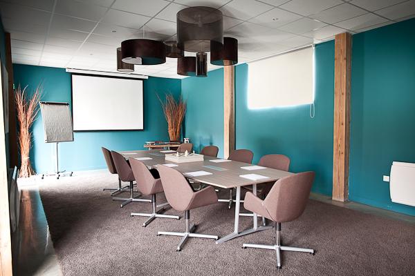 salle de réunion en comité de direction
