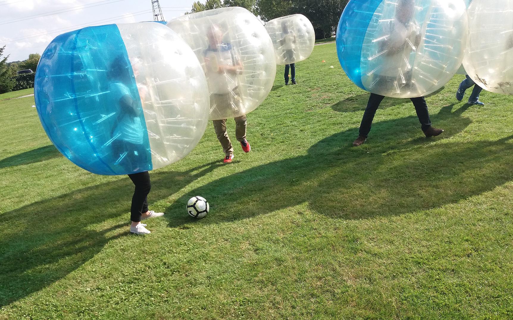 activité séminaire bubble bump