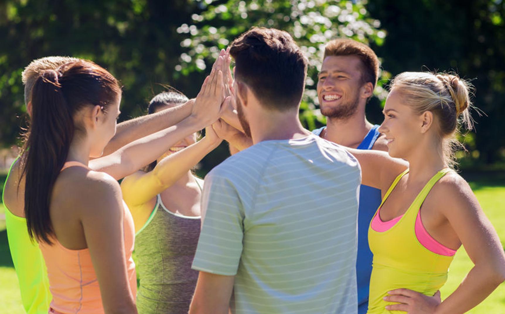 activité sports en séminaire