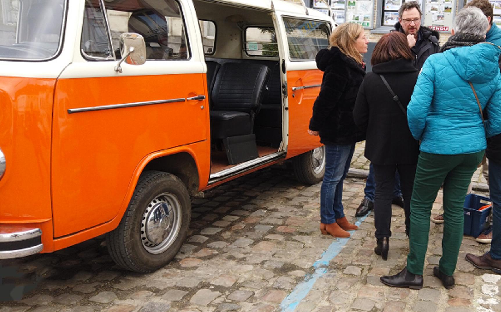rallye combi volwagen