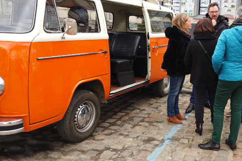 team building combi volswagen